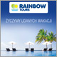 Roll up Rainbow Tours - 120x200 cm